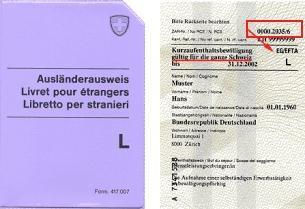 Die ich wo personalausweisnummer finde Personalausweisportal